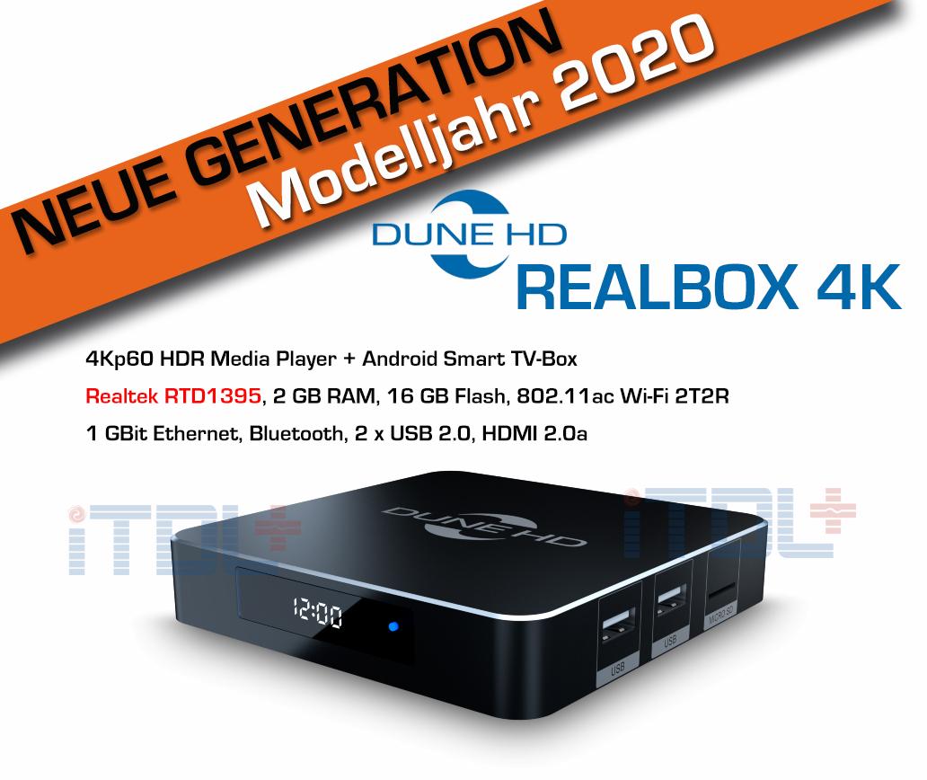 Dune HD Realbox 4k